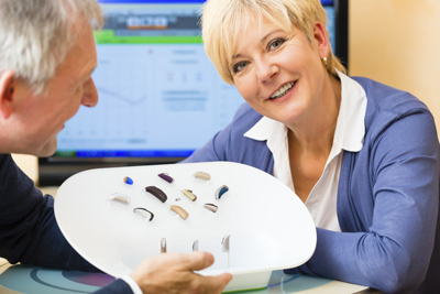 hearing aid maintenance and repairs at Columbine Hearing Care in Littleton, CO